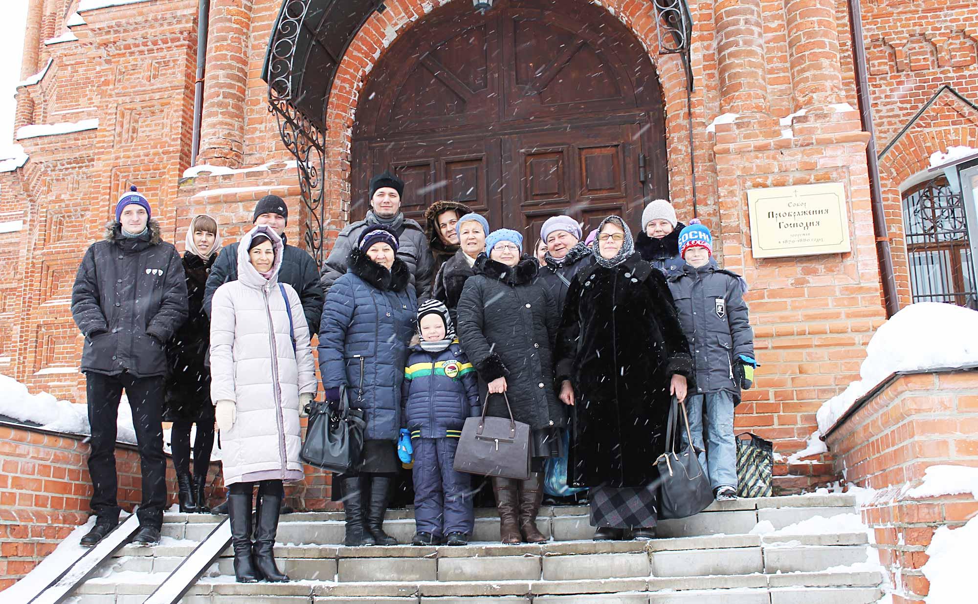 День православной молодежи на приходе Никольского храма поселка Пески