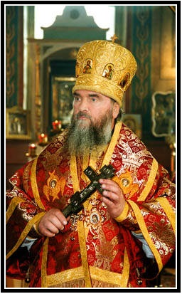 викарий Московской епархии архиепископ Можайский Григорий
