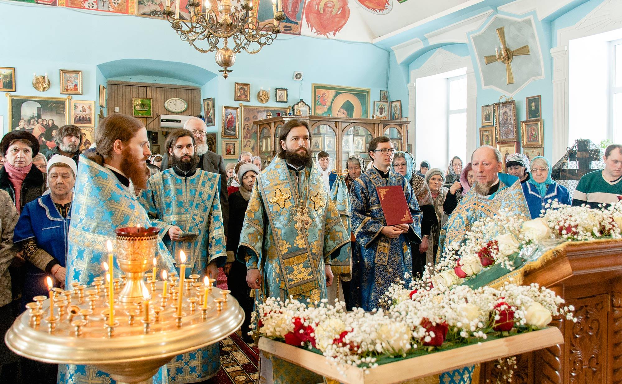 80-летие кончины преподобномучениц Анны (Гороховой) и Ксении (Петрухиной)