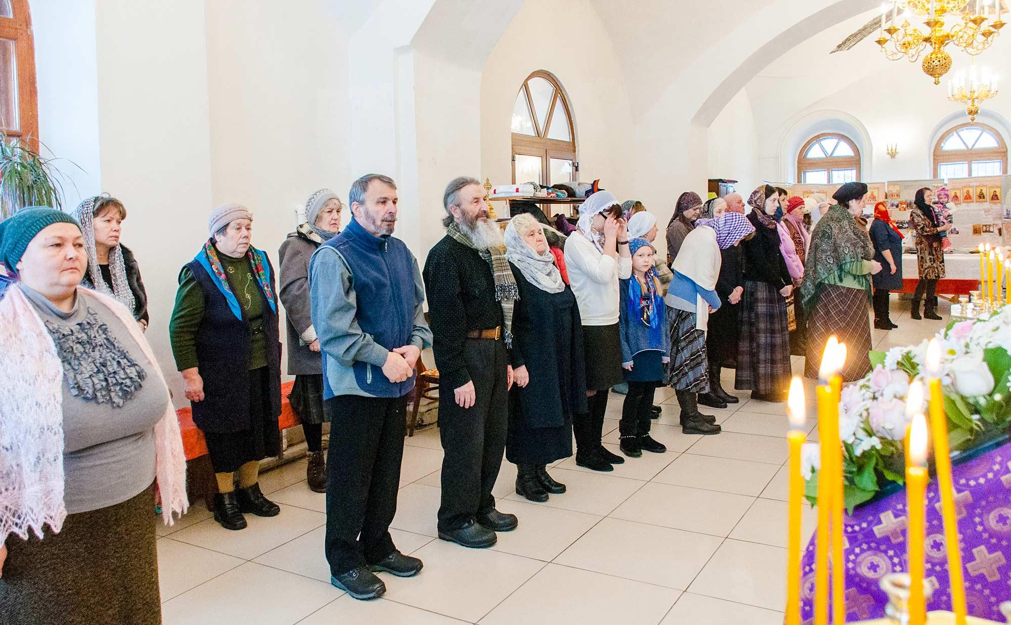 80-летие кончины священномученика Павла Косминкова