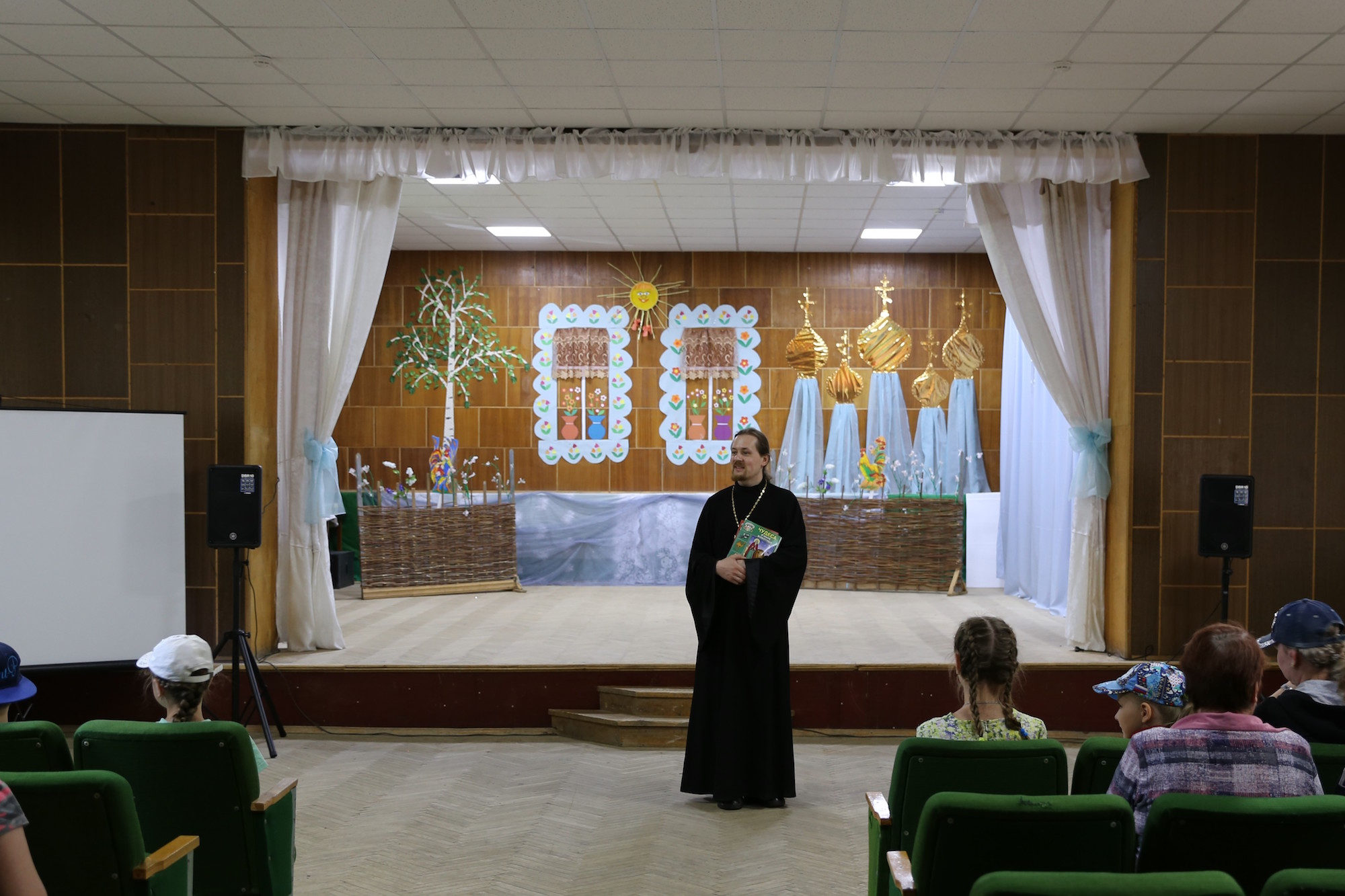 День славянской письменности и культуры на приходе Покровского храма села Никульское