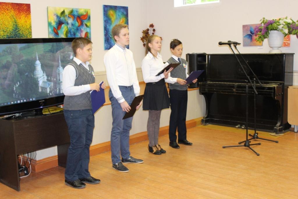 День славянской письменности и культуры на приходе Никольского храма села Черкизово