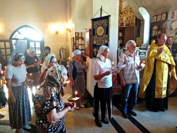 День памяти и скорби на приходе Казанского храма поселка Радужный