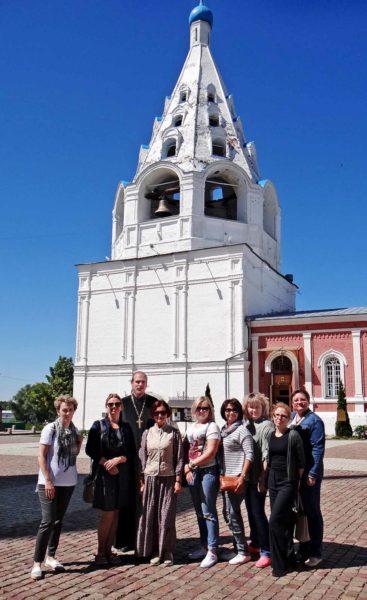 День социального работника в благочинии города Коломны