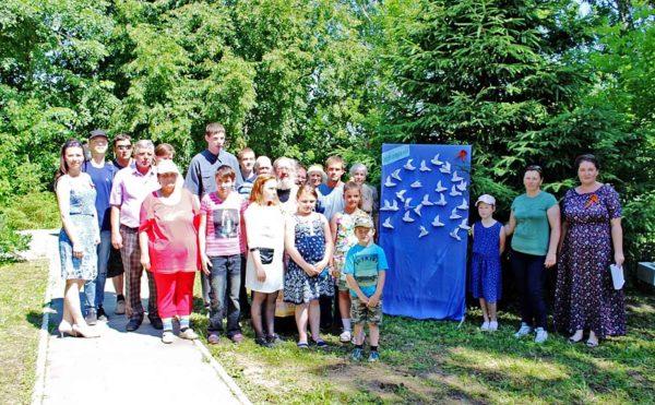 День памяти и скорби на приходе Никольского храма села Черкизово